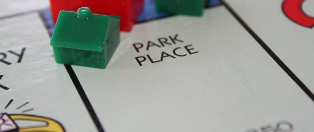 Park Place - Expensive Upkeep!