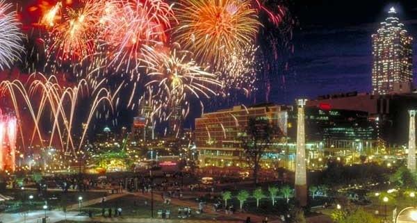 Atlanta New Years